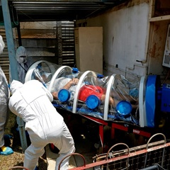 Africa's COVID-19 cases surpass 5 mln mark: Africa CDC