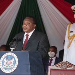 Be ready to deal with emerging global threats, President Uhuru urges KDF