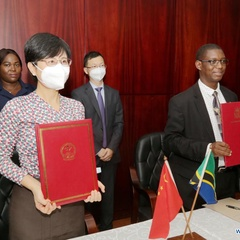 China, Tanzania sign agreement to strengthen cooperation