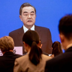 Chinese FM expounds on China's position on Palestinian-Israeli conflict