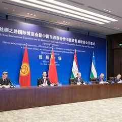 Chinese FM puts forward proposals for high-quality Belt and Road development