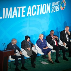Clean investment surge needed to meet climate goals: IEA