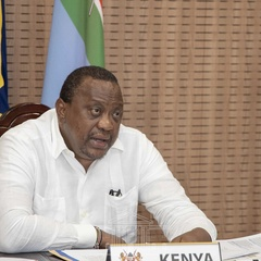Covid-19 has aggravated Africa's vulnerability to climate change: Uhuru