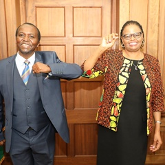 Daniel Musinga conferred full powers to superintend affairs of Appellate Court