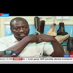 Doctor's Diary:Paul Tanui,man living with disability,working to provide artificial limbs to patients