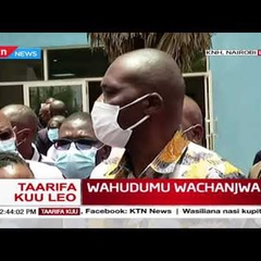 Dr. Patrick Amoth: Am feeling good...that is an indication that the vaccine is safe