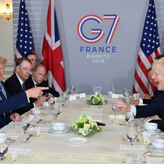G7 nations hopeful of 'historic' corporate tax deal