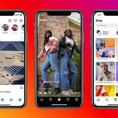 Instagram Update Adds Dedicated Tabs for Reels and Shopping