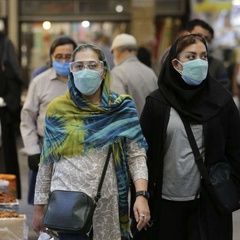 Iran daily virus infections exceed 9,000