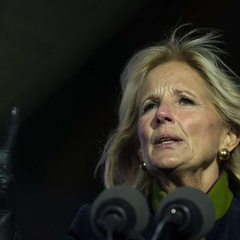Jill Biden: A chance to transform the role of First Lady