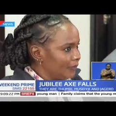 Jubilee Axe Falls: 3 MCAS suspended; they allegedly undermined Jubilee Party position