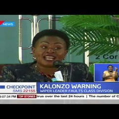 Kalonzo warning: Kalonzo says Machakos senatorial election is exposing the community to outsiders