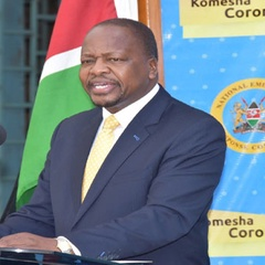 Kenya records 17 new COVID deaths and 624 cases
