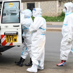 Kenya records 21 COVID deaths as infection rate slows down