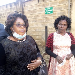 Late Matungu MP widows say burial delay is tormenting the family