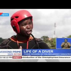 Life of a diver: How divers rescue drowning people;there mission often regarded as dangerous