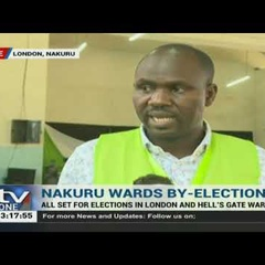 Nakuru by-elections: Aspirants cross-check voting material ahead of London, Hell's Gate polls