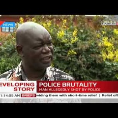 POLICE BRUTALITY: 27-year-old man shot dead in Malaba for allegedly not wearing a mask