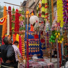 Pandemic casts shadow over India's festival of light
