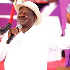 Raila rallies youth to own BBI as signature collection begins