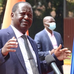 Raila takes a swipe at Willy Mutunga, hints at 2022 coalition with Kalonzo