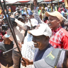 Referendum: Ruto rules out possibility of leading no campaigns
