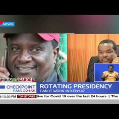 Rotating Presidency: Whats is cooking in President Kenyatta's camp? | House of Cards