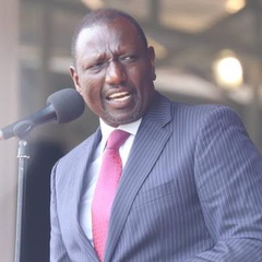 Ruto: I was not invited to event