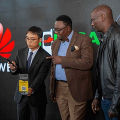 Safaricom and Huawei testing new 'Scan & Order' Tool for Restaurants