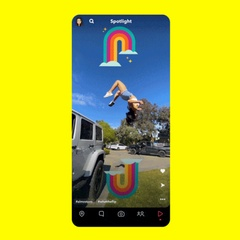 Snapchat Launches its TikTok Competitor