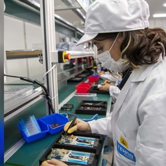 TECNO Mobile launches huge production facility in Turkey