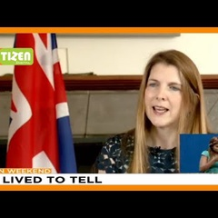Tales of British envoy Jane Marriott who survived sexual assault 17 years ago
