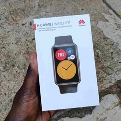 The Huawei Watch Fit to Be Unveiled in Kenya Soon