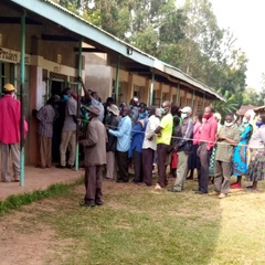 Voter turn out low as Matungu residents elect new MP