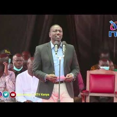 We welcomed you, please have some manners -DP Ruto tells Raila