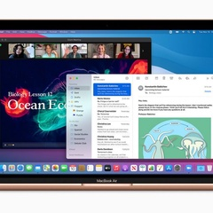 iOS Apps can Run Natively on Apple's Latest Macs with the M1 Chip